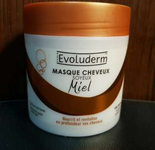 SALE!!!! Miel(honey and beeswax) hair mask