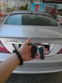 Benz Remote Duplication service