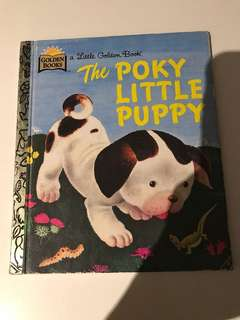 The Poky Little Puppy - Little Golden Book