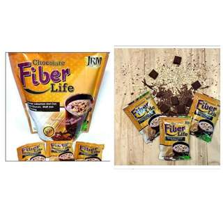 (P.O) CHOCOLATE FIBER LIFE SUPPLEMENT SLIMMING S$24.50