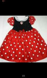 Minnie miuse costume