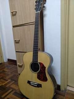 TGM F200NAT Acoustic Guitar