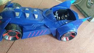 Big TM DC Comics Mattel Batman Mobile