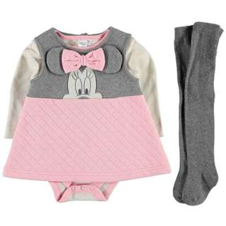 BNWT Disney Minnie 3-Piece Set