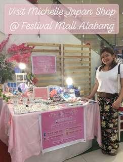 Michelle Japan Shop Bazaar