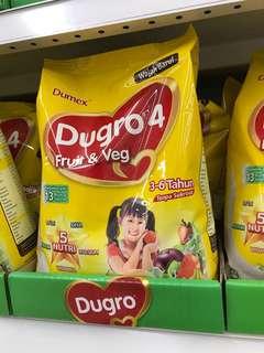 Dumex dugro 4