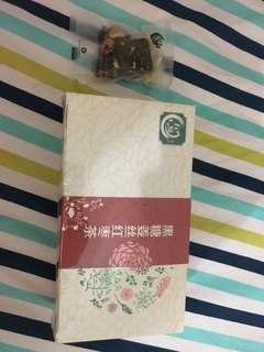 黑糖疆絲紅棗茶一盒