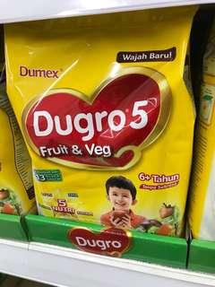 Dumex dugro 5