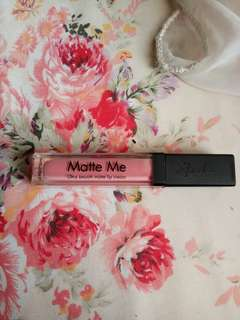 Sleek matte me petal lip cream