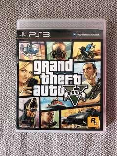 FOR SALE! PS3 GTA V