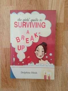 Self help Book - Surviving a Break-up
