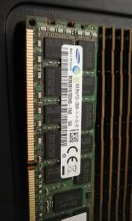 8GB ECC Registered PC3L-12800R DDR3(1600mhz) Server Memory