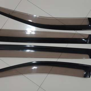 Estima ACR50 Original Door Visor