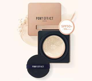 Pony effect coverstay cushion foundation in sand- refill only
