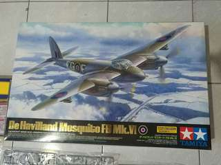 Tamiya - De Havilland Mosquito FB Mk.VI (1/32) Brand New!