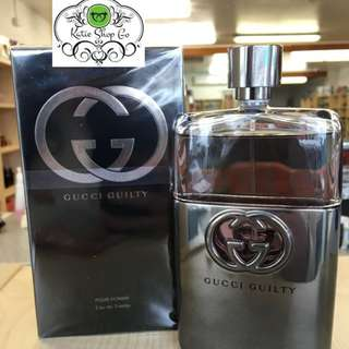 AUTHENTIC PERFUME - Gucci Guilty MENS PERFUME