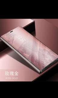 Casing Samsung S9 rose gold