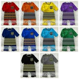 Baju Melayu Jumper