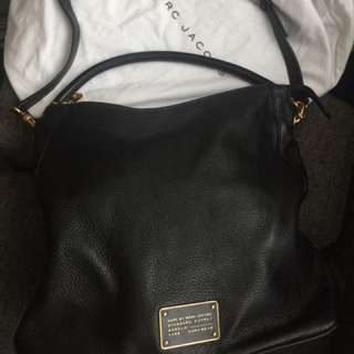 Marc By Marc Jacobs Leather Hobo