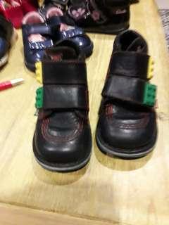 Kickers leather boot 7uk