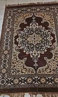 karpet turkey atau karpet sajadah