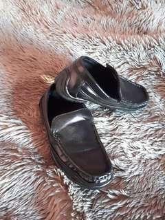 smartfit black school shoes