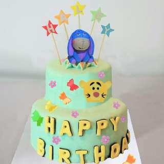 Eeyore 蛋糕