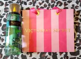 Authentic Victoria's Secret AQUA KISS