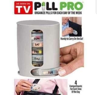 NEW Pill Pro Organizer