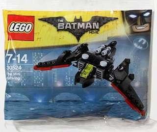 Lego Batman Polybag - The Mini Batwing