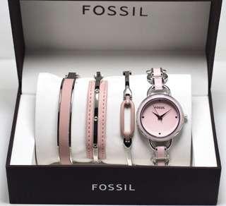 Jam Fossil FS8