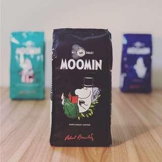 照價88折【Finland Moomin Coffee】姆明爸爸・烘焙黑咖啡
