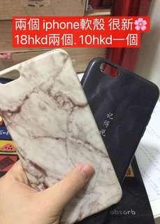 Iphone6plus手機殼9.9成新