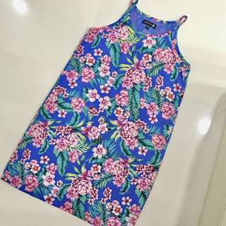 Free Normal Mail! Cotton On Dress with Flower Print