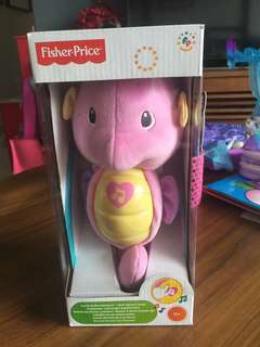 Fisher Price Sooth & Glow Seahorse
