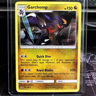 Garchomp - 99/156 - Rare
