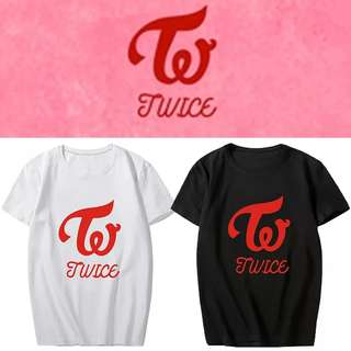 TWICE UNOFFICIAL T SHIRT