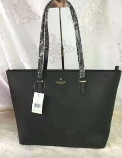 INSTOCK Quality Structured Shoulder Tote Bag