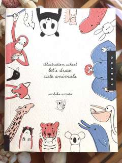 Animal Illustration Book