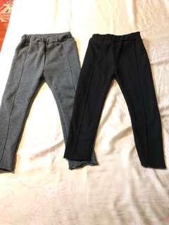 男女童內刷毛褲(100cm)