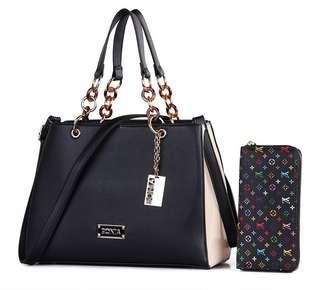 Handbag (2 in 1 set)