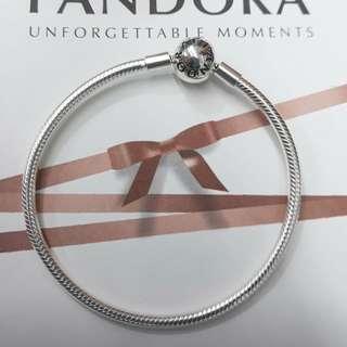 Pandora Bracelet Size 19