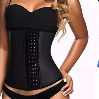❗️In Stock❗️Slimming Corset /Waist Trainer 9 Steel Boned  XXS, XS, S, M, L, XL , 2XL and 3XL