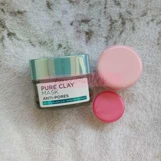 L'oreal Pure Clay Mask Anti Pores Share
