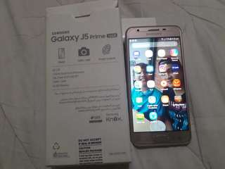 Second Hand Samsung J5 Prime