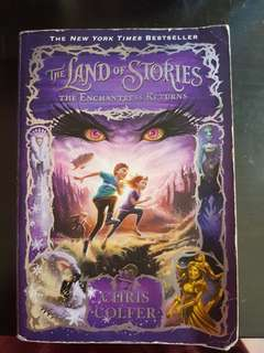 Land of Stories - The Enchantress Returns Book 2