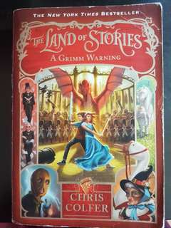 Land of Stories - A Grimm Warning - Book 3