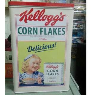 Kellogg's Corn Flakes Repro Vintage Tin