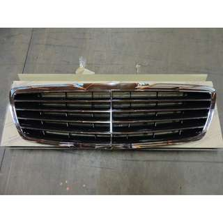 Mercedes Benz S-class W220 Facelift Front Grille