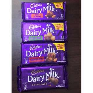 ‼️‼️Sale Sale Sale‼️‼️ 🍫🍫🍫Cadbury Chocolate 165g🍫🍫🍫